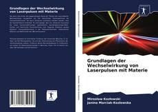 Buchcover von Grundlagen der Wechselwirkung von Laserpulsen mit Materie