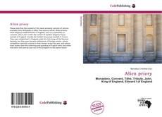 Alien priory kitap kapağı