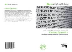 Bookcover of Contact Dynamics