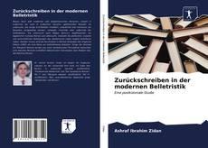 Bookcover of Zurückschreiben in der modernen Belletristik
