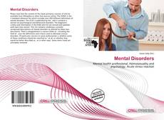 Couverture de Mental Disorders