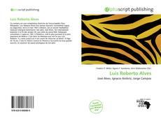 Buchcover von Luis Roberto Alves