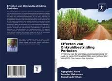 Bookcover of Effecten van Onkruidbestrijding Perioden