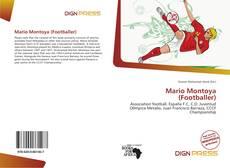 Buchcover von Mario Montoya (Footballer)