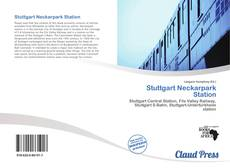 Bookcover of Stuttgart Neckarpark Station