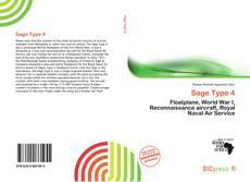 Portada del libro de Sage Type 4