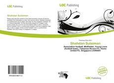 Couverture de Shahdan Sulaiman