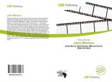 Buchcover von Jane Marken
