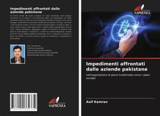 Copertina di Impedimenti affrontati dalle aziende pakistane