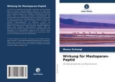Capa do livro de Wirkung für Mastoparan-Peptid