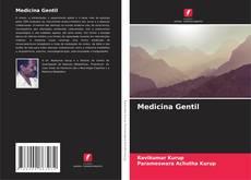 Copertina di Medicina Gentil