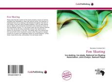 Buchcover von Fen Skating