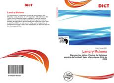 Bookcover of Landry Mulemo