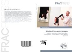 Capa do livro de Medical Students' Disease