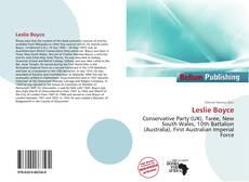 Borítókép a  Leslie Boyce - hoz