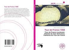 Capa do livro de Tour de France 1908