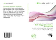 Bookcover of Bob Briggs (Australian Footballer)