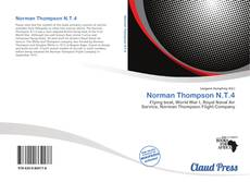 Copertina di Norman Thompson N.T.4