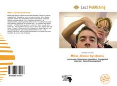 Bookcover of Miller–Dieker Syndrome