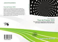 Capa do livro de Tour de France 1919
