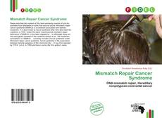 Portada del libro de Mismatch Repair Cancer Syndrome