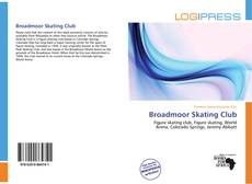 Copertina di Broadmoor Skating Club