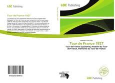 Couverture de Tour de France 1927