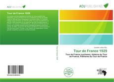 Capa do livro de Tour de France 1929