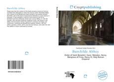 Bookcover of Bursfelde Abbey