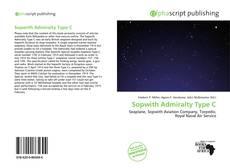 Обложка Sopwith Admiralty Type C
