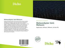 Bookcover of Malwarebytes' Anti-Malware