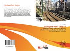 Bookcover of Stuttgart-Rohr Station