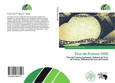 Portada del libro de Tour de France 1950