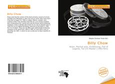 Bookcover of Billy Chow