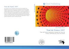 Capa do livro de Tour de France 1957
