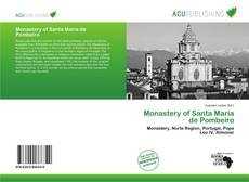 Bookcover of Monastery of Santa Maria de Pombeiro