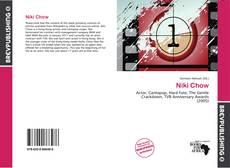 Niki Chow的封面