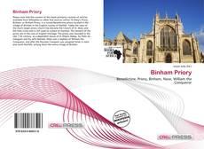 Portada del libro de Binham Priory