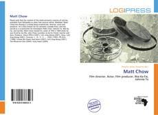 Matt Chow的封面