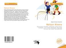 Portada del libro de Nelson Rivera