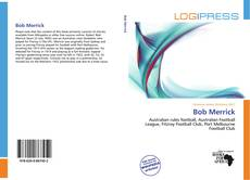 Portada del libro de Bob Merrick