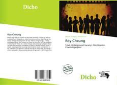Обложка Roy Cheung