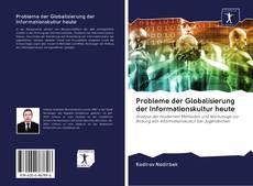 Capa do livro de Probleme der Globalisierung der Informationskultur heute