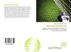 Bookcover of Mauricio Quintanilla