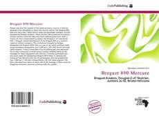 Portada del libro de Breguet 890 Mercure