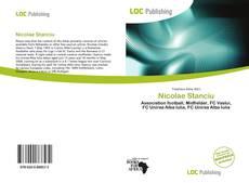 Bookcover of Nicolae Stanciu