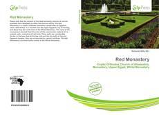 Red Monastery kitap kapağı