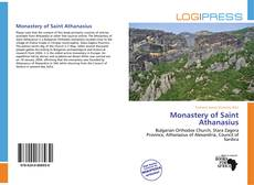 Bookcover of Monastery of Saint Athanasius
