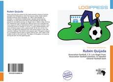 Portada del libro de Rubén Quijada