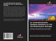 Copertina di La neutralizzazione Systems Analysis In Cstr via Minimizzare Entropy